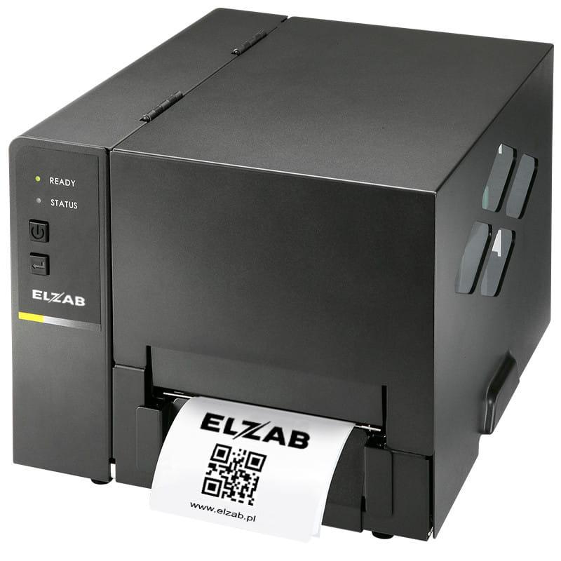 Półprzemysłowa drukarka etykiet ELZAB BP520L