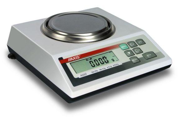Waga techniczna stołowa AXIS B0.3D
